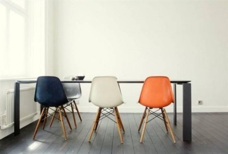 interiorismo: Comedor de estilo  de Arquitectura e Interiorismo en Cadiz