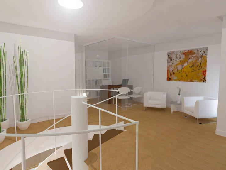Vivienda – Nueva construcción:  de estilo  de Studio2 Interiorismo