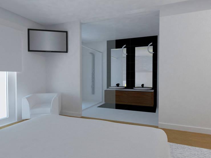 Vivienda - Nueva construcción:  de estilo  de Studio2 Interiorismo