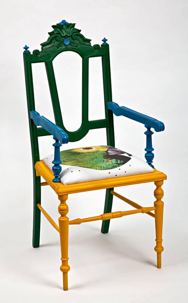 Poltronas, Bancos e Cadeiras:   por Olhar o Brasil,