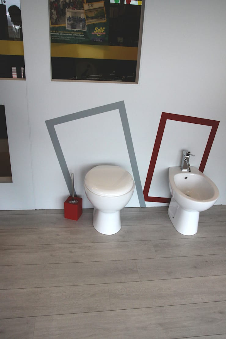 Un bagno a regola d'arte: Bagno in stile  di Designer