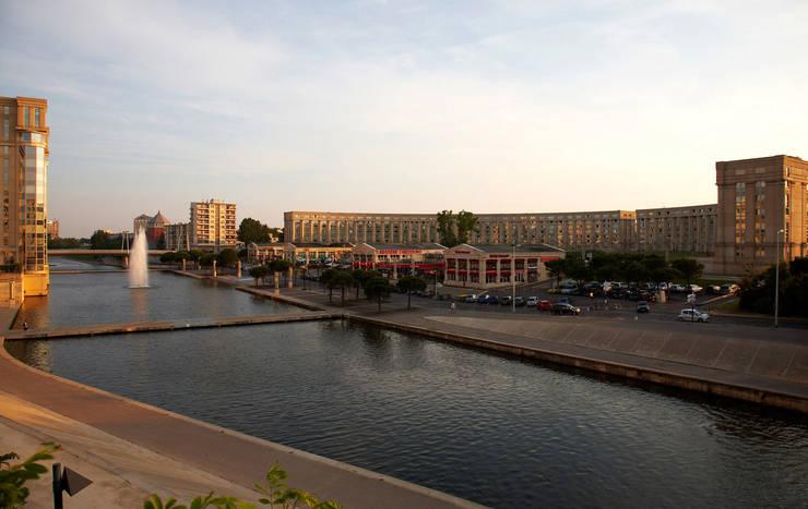 Port Juvénal:  de estilo  de Ricardo Bofill Taller de Arquitectura