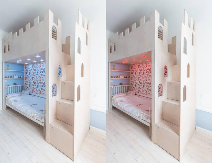 Projekty,   zaprojektowane przez GRUPA HYBRYDA