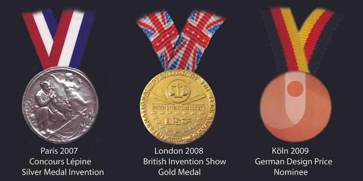 Nos médailles:  de style  par contact253