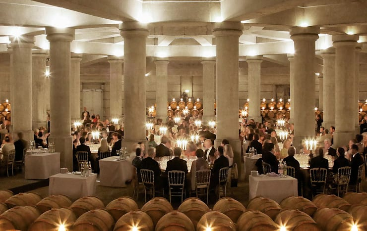 Château Lafite Rothschild:  de estilo  de Ricardo Bofill Taller de Arquitectura