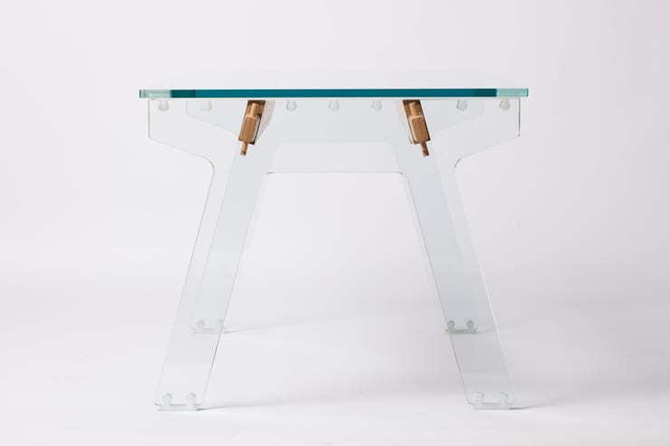 the LADUZ table:  Eetkamer door PeLiDesign
