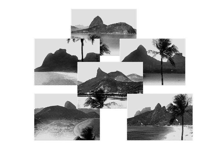 Jogo Americano:   por Olhar o Brasil