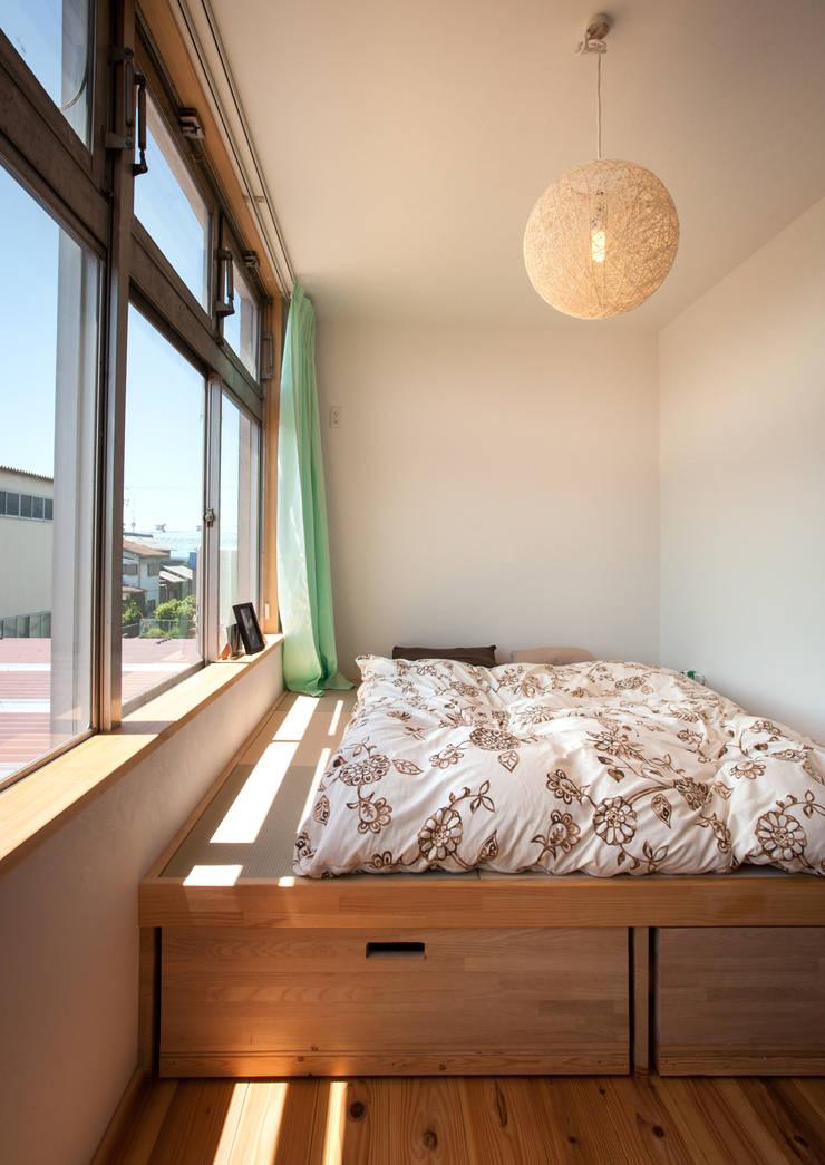 下石田のリノベーション: 藤森設計一級建築士事務所が手掛けたです。