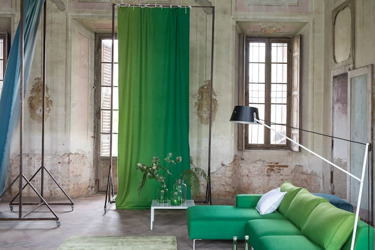 Madhuri Print collection AW14:  Windows & doors  by Designers Guild
