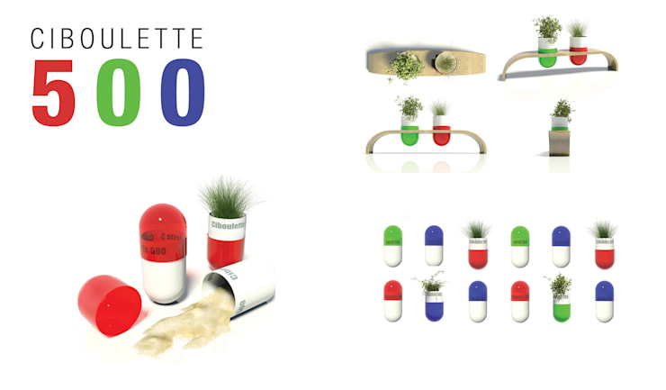 ciboulette 500:  de style  par AAA
