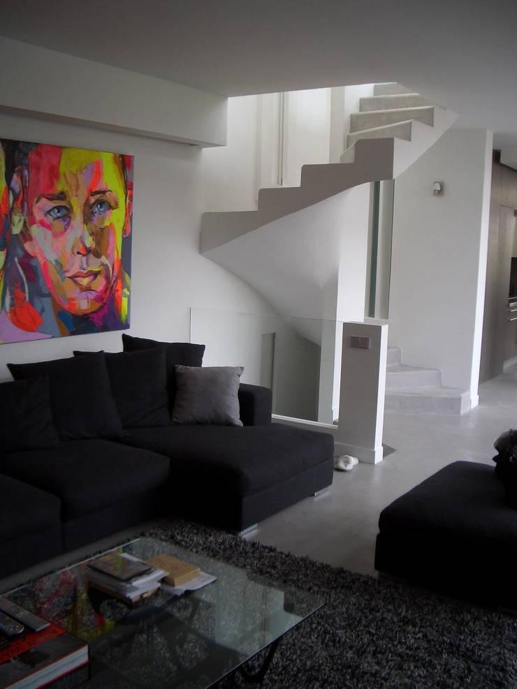 Loft:  de style  par Cetra Design