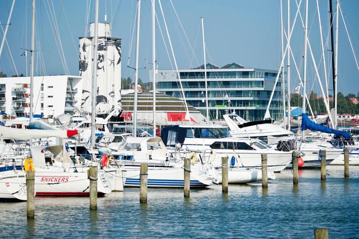 StreetDome:  Yachts & jets by CEBRA