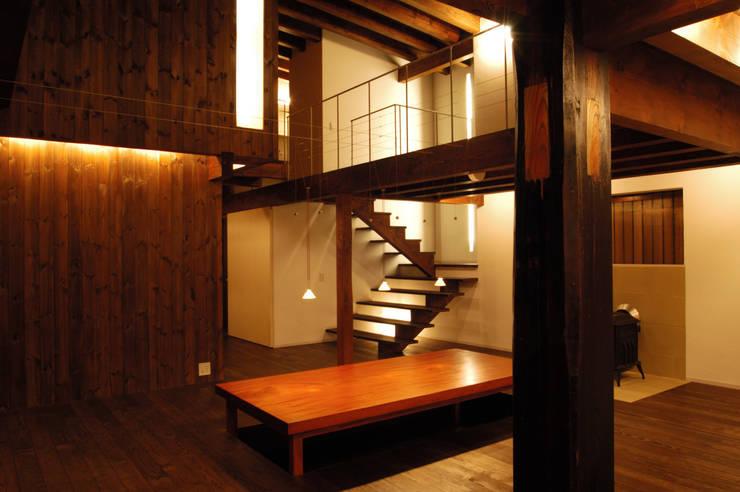 House  M: 中澤建築工房が手掛けたです。