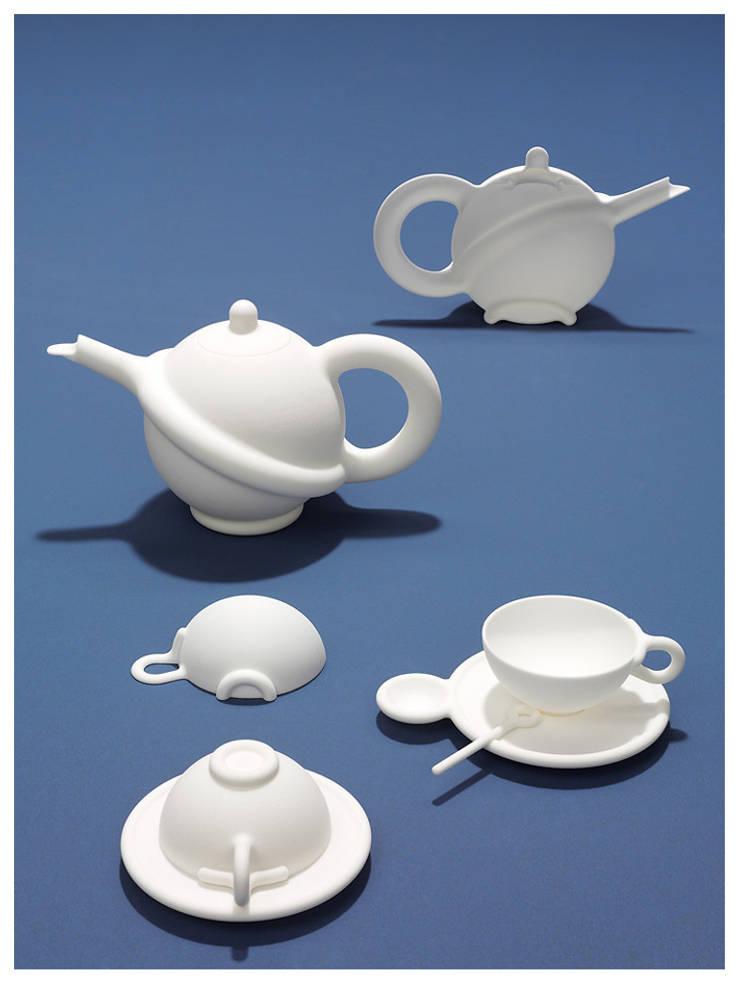 FIRST TEA:   door Studio Roderick Vos