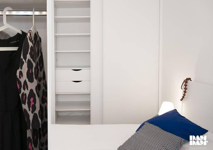 La chambre après:  de style  par DAM DAM'