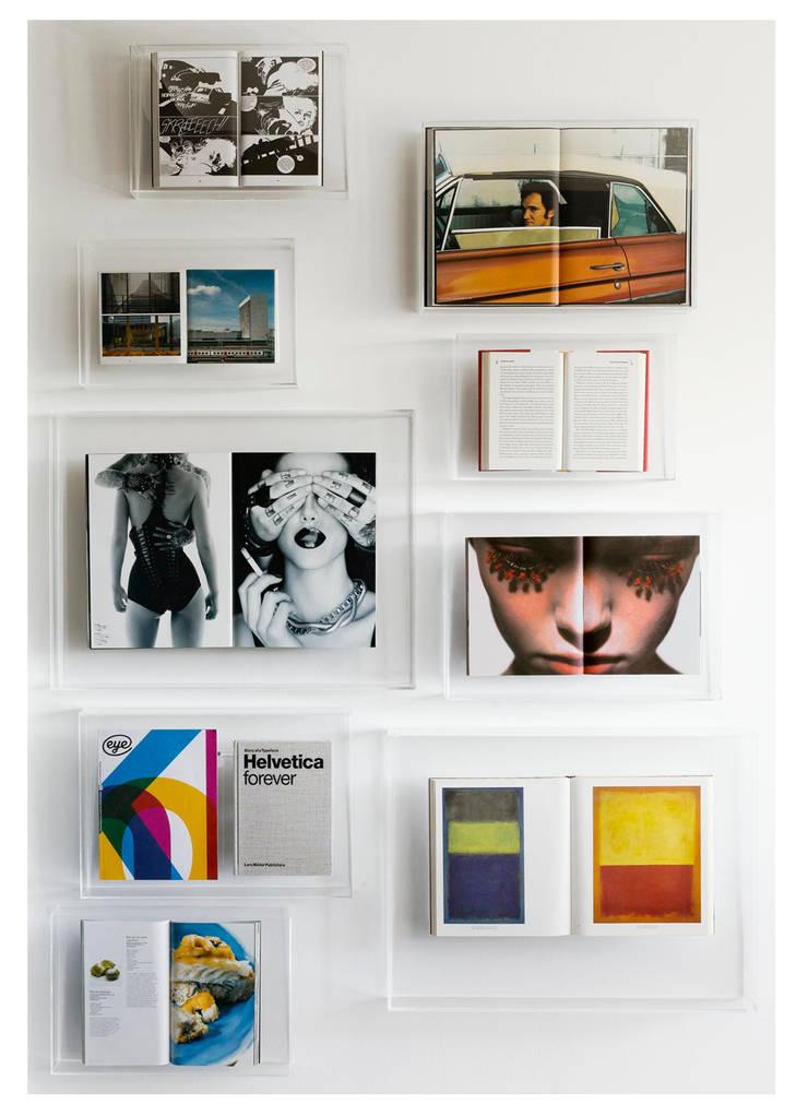 BOOX PRESENTED IMM KOLN:   door Studio Roderick Vos