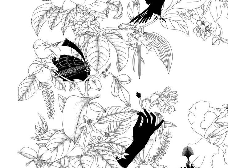 Artwork by Adele Beauvineau