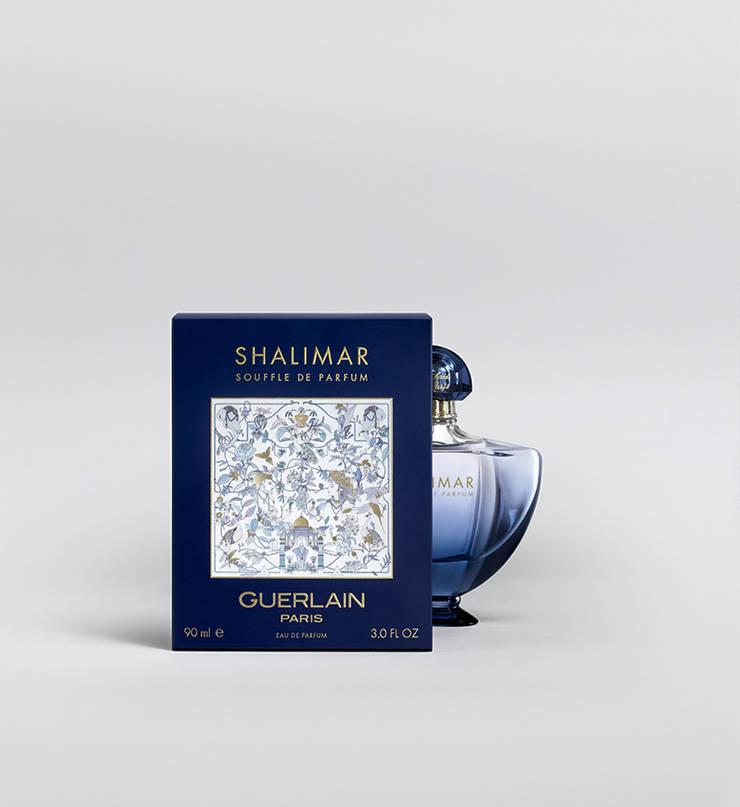 Souffle de parfum GUERLAIN: Art de style  par Adele Beauvineau