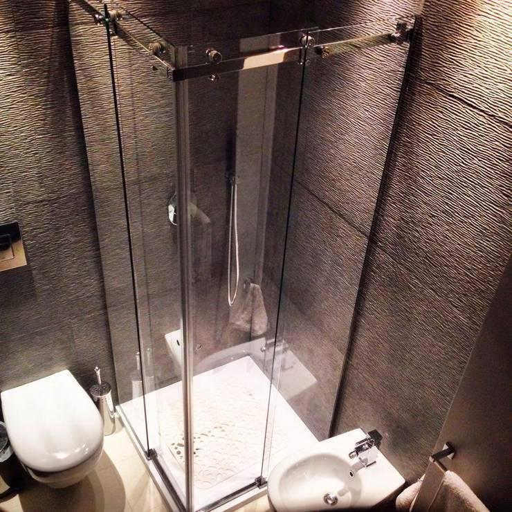 حمام تنفيذ Giuseppe Strippoli Designer
