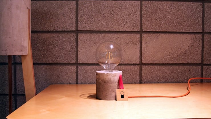 Lamp cong: kyuhowen의  가정 용품