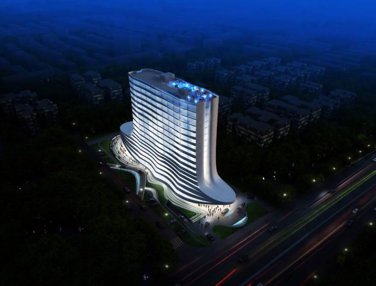 Ahmedabad Hotel:   by Studio Symbiosis