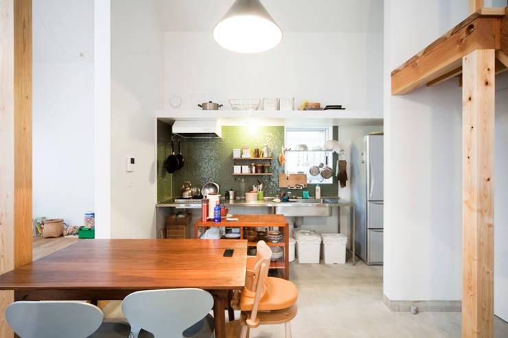 Kitchen by straight design lab