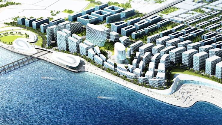 """Kanpur Riverfront Development: {:asian=>""""asian"""", :classic=>""""classic"""", :colonial=>""""colonial"""", :country=>""""country"""", :eclectic=>""""eclectic"""", :industrial=>""""industrial"""", :mediterranean=>""""mediterranean"""", :minimalist=>""""minimalist"""", :modern=>""""modern"""", :rustic=>""""rustic"""", :scandinavian=>""""scandinavian"""", :tropical=>""""tropical""""}  by Studio Symbiosis,"""