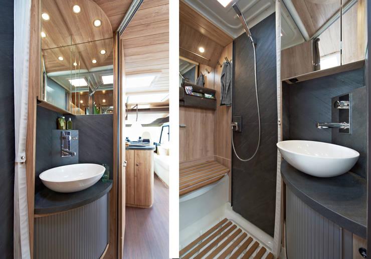 Baños de estilo  por Nadine Kümmel Design