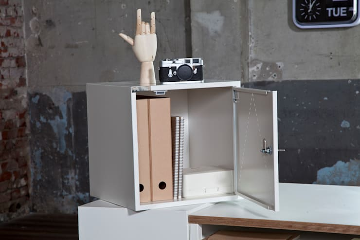 OFFICE  SYSTEM: THE THING FACTORY 의  서재/사무실