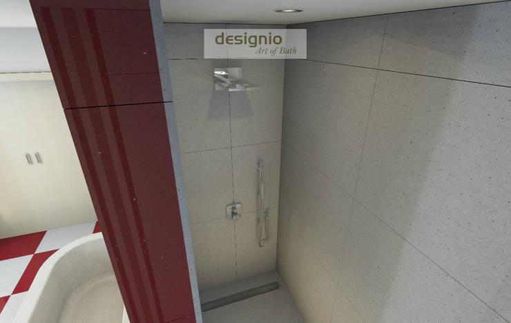 Wir bieten  stets eine Leistungen  auf höchstem Niveau :  Badezimmer von Art of Bath,