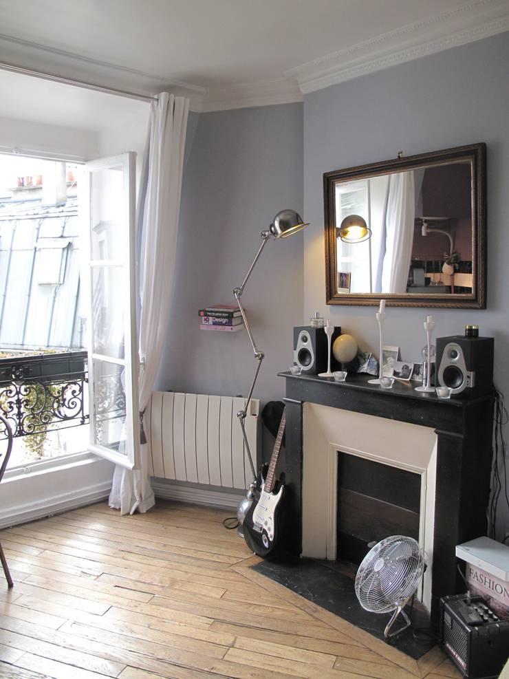 Studio – Paris XIV:  de style  par Agence D.A.K