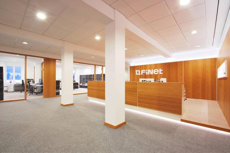 Finet Ag Interiordesign U Mieterausbau Von Althaus Architekten
