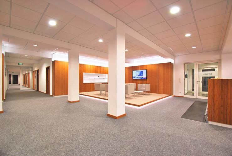 Finet Ag Interiordesign U Mieterausbau By Althaus Architekten Bda