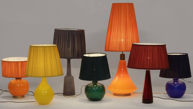Gefaltet Lampenschirm.:   von Lichtscheu – Atelier