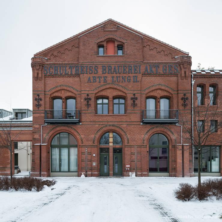 ehemalige Schultheiss-Brauerei:  Häuser von homify