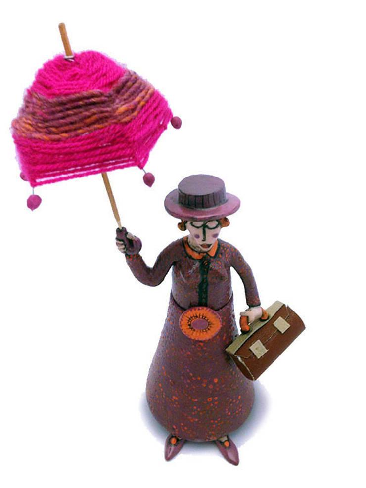 Madame Poppin's: Art de style  par VINCENT DELPHINE