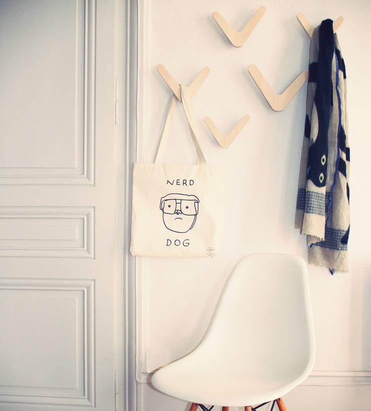 L'envolée: Maison de style  par METYLOS