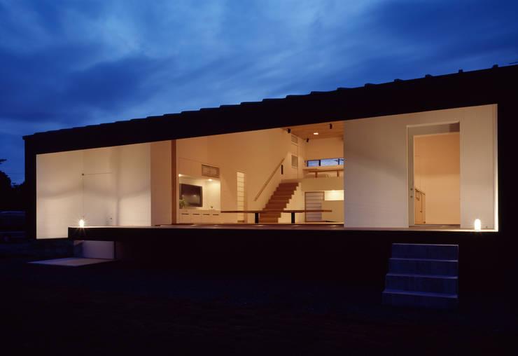 Houses by 石井秀樹建築設計事務所