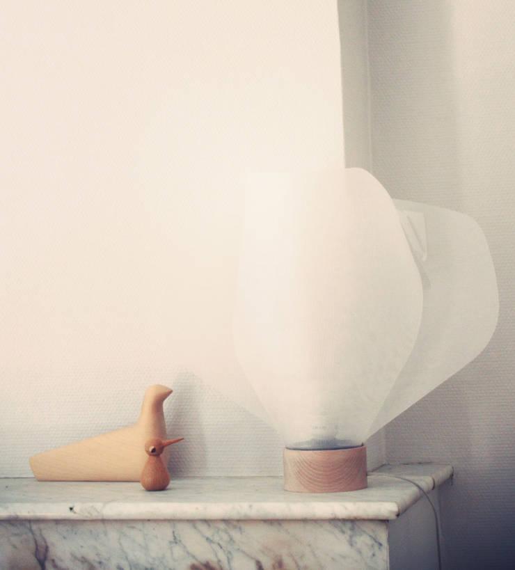 Ornella R: Maison de style  par METYLOS