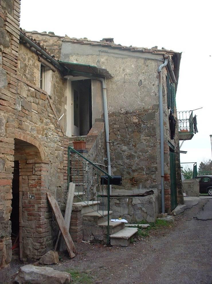 von Ilaria Panchetti Architetto, Rustikal