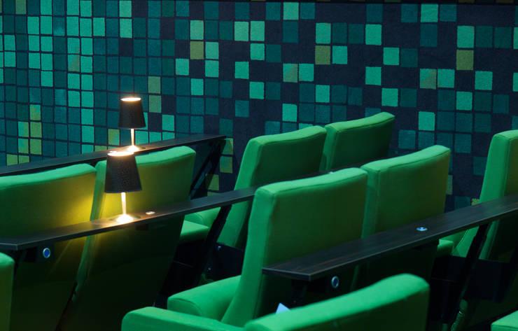 Bioscoop Houten:  Evenementenlocaties door Bobarchitectuur