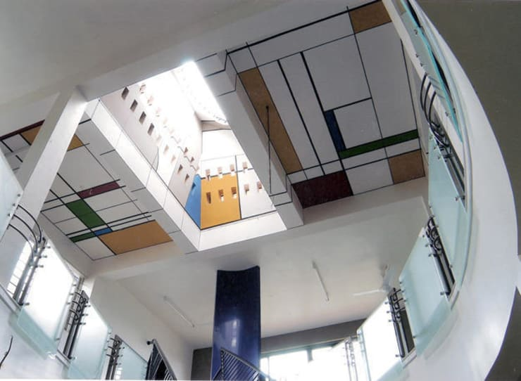 Architecture Studio:   by Kembhavi Architecture Foundation