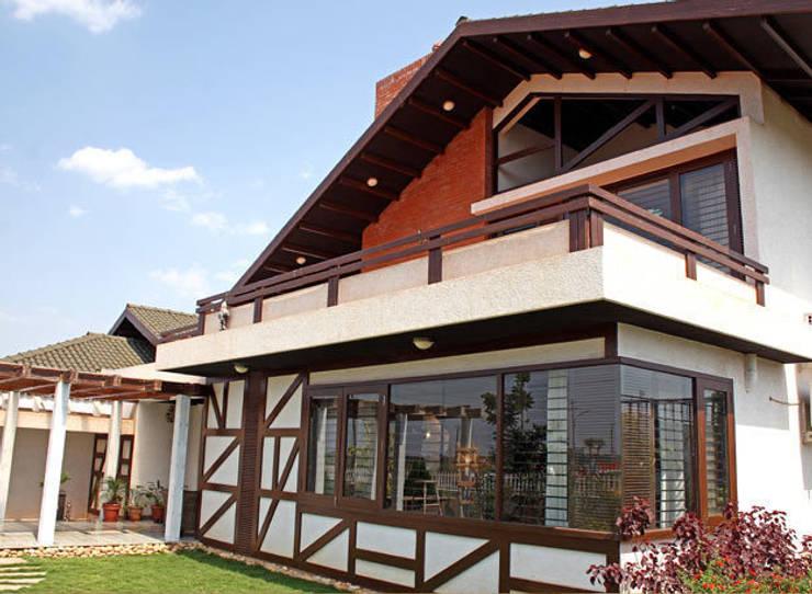 Projekty,   zaprojektowane przez Kembhavi Architecture Foundation