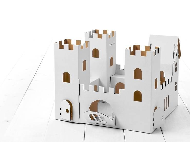 Calafant Burg:  Kinderzimmer von Calafant