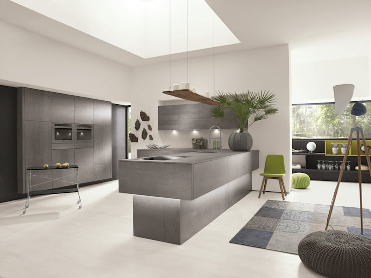 ALNOSTAR CERA:  Kitchen by ALNO (UK) Ltd