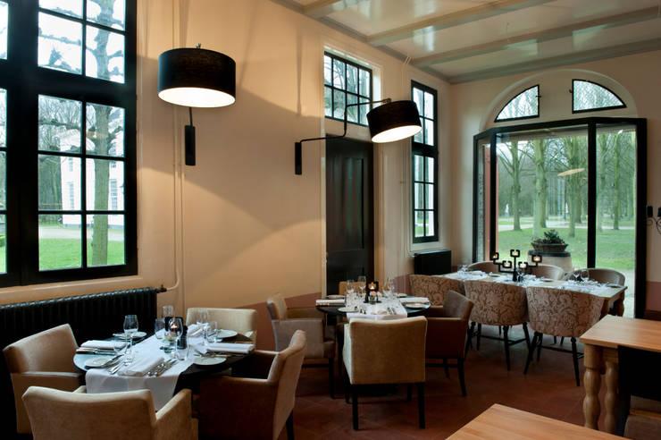 Brasserie Beeckestijn:  Gastronomie door Bobarchitectuur