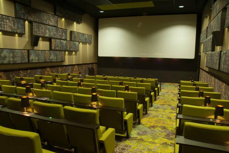Bioscoop Beuningen:  Evenementenlocaties door Bobarchitectuur,