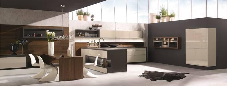 ALNOPRIME:  Kitchen by ALNO (UK) Ltd