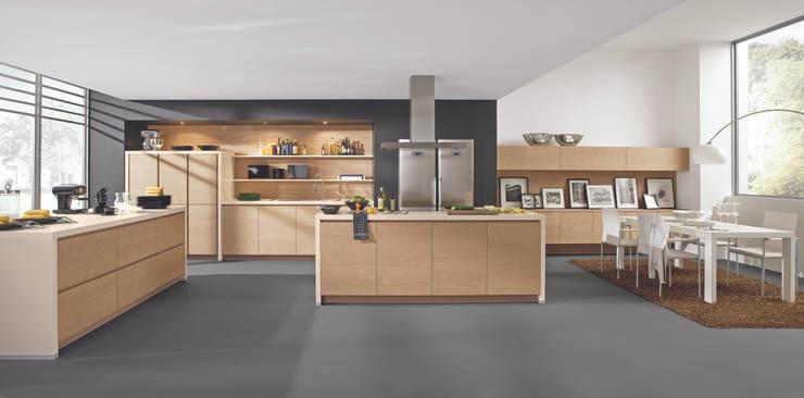 ALNOSTAR NATURELINE:  Kitchen by ALNO (UK) Ltd