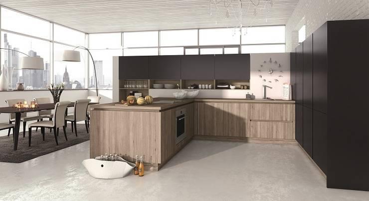 ALNOSTAR PURE & ALNOSTAR SMARTLINE:  Kitchen by ALNO (UK) Ltd